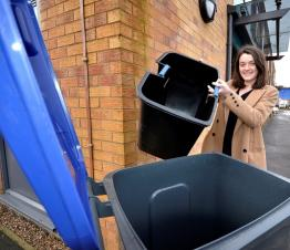 Easier Recycling for Residents